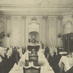 The     Ladies' Dining-room...
