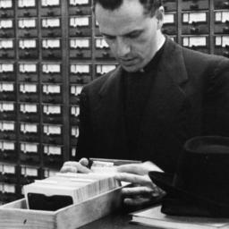 Consulting the Card Catalog