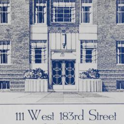 111 W. 183 Street