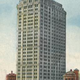 Woolworth Building, N.Y.Hig...