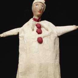 Clown Hand Puppet Dressed I...