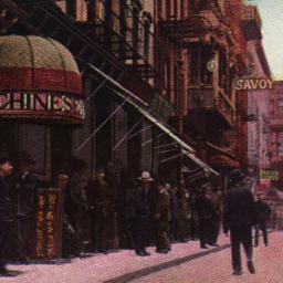 Pell Street, New York
