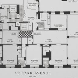 300 Park Avenue, Sixth Floo...