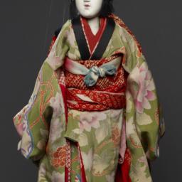 Japanese Female Marionette