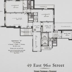 49 E. 96 Street, Apartment ...