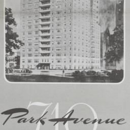 710 Park Avenue, Plan Of 15...
