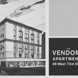 The     Vendome Apartments,...