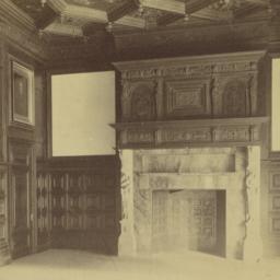 [J. Hampden Robb house, int...