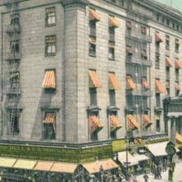 Astor House, New York