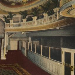 "Foyer, the Rialto ""The Temp..."