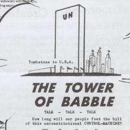 The     Tower of Babble, Na...