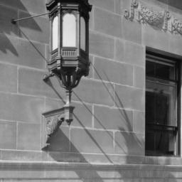 Butler Library Exterior Lamp
