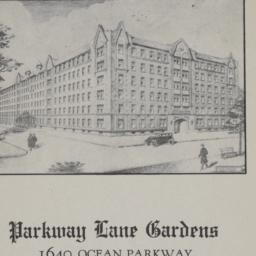 Parkway Lane Gardens, 1640 ...