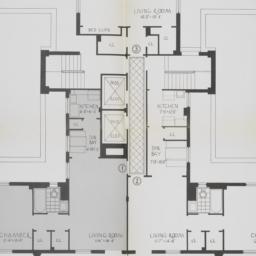 Tudor City - Haddon Hall, 3...