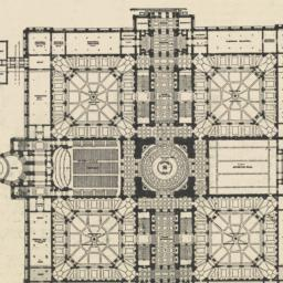 Design of the museum of the...