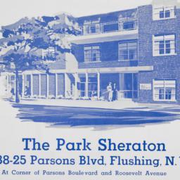 The     Park Sheraton, 38-2...