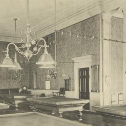 The     Billiard-room: Metr...