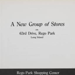 Rego Park Shopping Center, ...