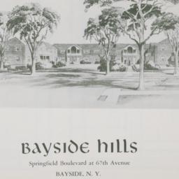 Bayside Hills, Springfield ...
