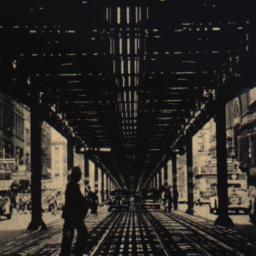 New York, N.Y. Shadows Unde...