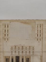 Serlio Book VI Plate 29 text verso