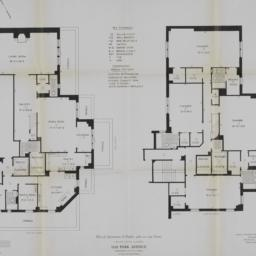 1120 Park Avenue, Plan Of A...