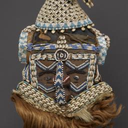 Mashamboy Ceremonial Mask (...