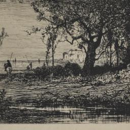 Near Menton
