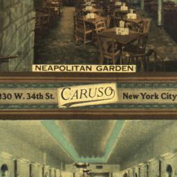 Caruso New York City Neapol...