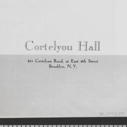 Cortelyou Hall, 811 Cortely...