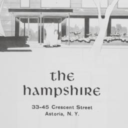The     Hampshire, 33-45 Cr...