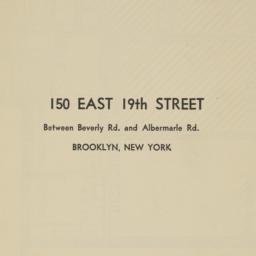 150 East 19th Street