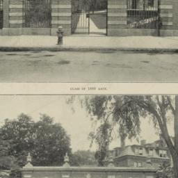 Class of 1889 Gate. Class o...