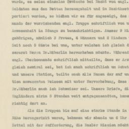 Bericht von Missionar Karl ...