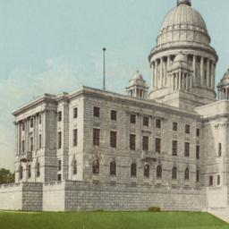 9402. State House, Providen...