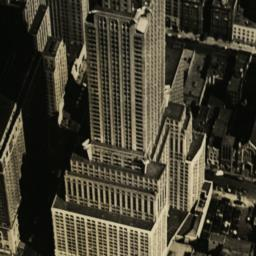 Aerial View of the Chrysler...