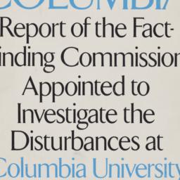 Cox Commission Report
