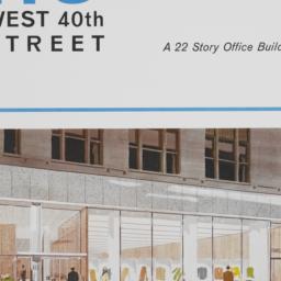 119 W. 40 Street, 119 West ...