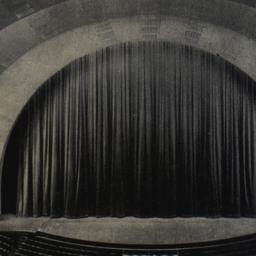 Interior of the Radio City ...