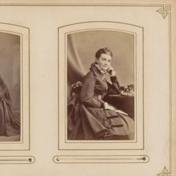 Unidentified Women, One Sta...