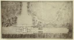C. H. Mackay. [Clarence H. Mackay House (Harbor Hill), site plan]