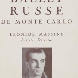 Ballet Russe de Monte Carlo...