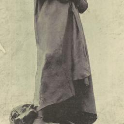 Dante. Statue by John Paul ...
