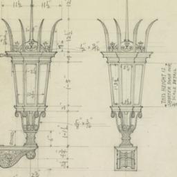 Stock Lamp for Bellevue Hos...