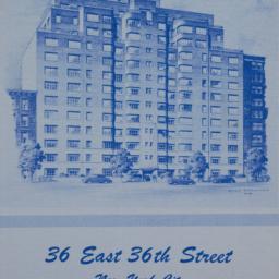 36 E. 36 Street