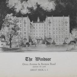 The     Windsor, Grace Aven...