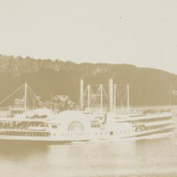 """Transportation: Riverboat """"..."""