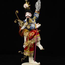Han Chung-li Figurine