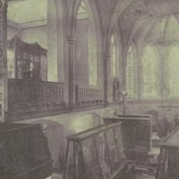 Chapel in German Headquarte...