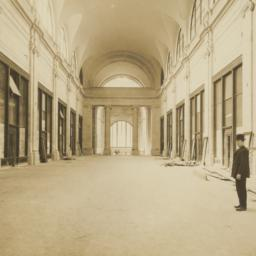 29. View of Arcade looking ...